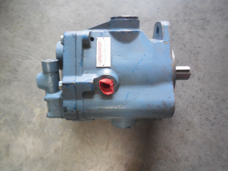 INTERNATIONAL VICKERS PVB20RCG70 PISTON PUMP