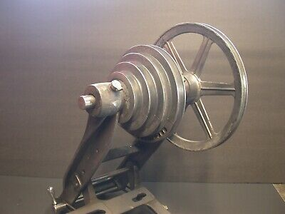 12 Craftsman Lathe Countershaft With Motor Base