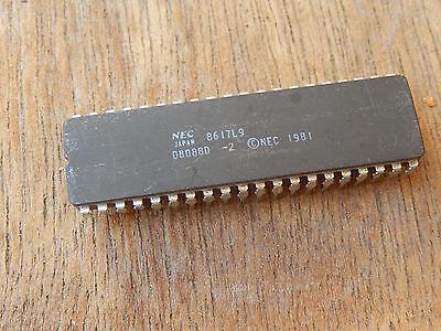 D8088d-2 - Nec Ic Chip  Lot Of 1 Cf2-2