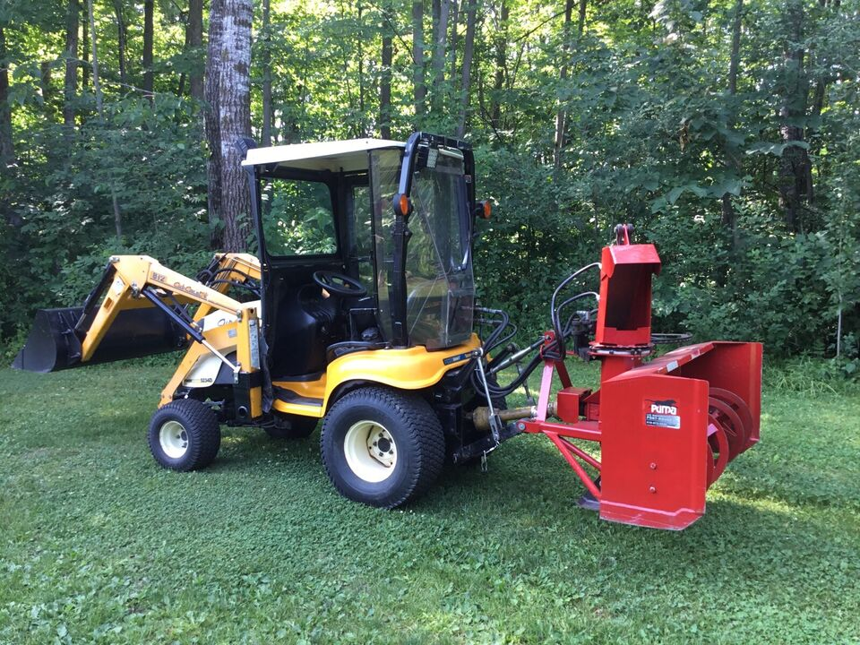 Rose Glen North Dakota ⁓ Try These Cub Cadet Compact Tractor