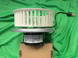 Nutone Qt110 Motor And Blade Assembly 0696b000 Ebay