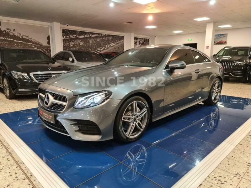 Mercedes-Benz E 220 d Coupe *AMG-LINE* (WIDE/MULTIBEAM/HUD/