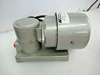 New Cole-parmer Dyna-vac Vacuum Pump 4kss With Magnetek Motor Jb1p080n