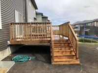 DECKS, RAILINGS AND MORE