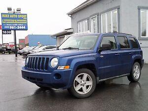 2010 Jeep Patriot North recevez un beau cheque de 1500