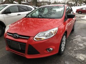 2012 Ford Focus - only 80K - Certified