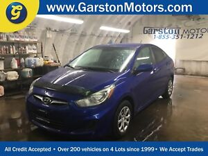 2012 Hyundai Accent CLIMATE CONTROL*ECO MODE*TRACTION CONTROL*AM