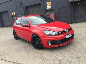 2009 Volkswagen Golf GTi MK6 TURBO MANUAL EXHAUST INTAKE West Footscray Maribyrnong Area Preview