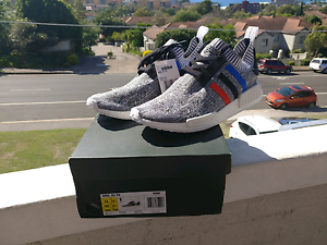 Adidas NMD Tricolor White US12 UK11. 5 BRAND NEW Maroubra Eastern Suburbs Preview