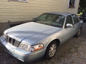 You may be worthy - 2004 Mercury Grand Marquis