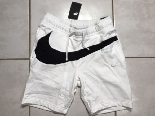 NWT Nike NSW HBR Swoosh French Terry Shorts 100% Authentic A