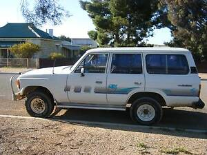 3 1985 Toyota LandCruisers 60 to swap for 1/ 80 series  or sell. Peterborough Peterborough Area Preview