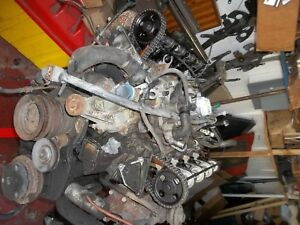 72-75 MERCEDES 450 SL SLC SEL ENGINE 117 982 Block, w/New Cams, & oil pan heads