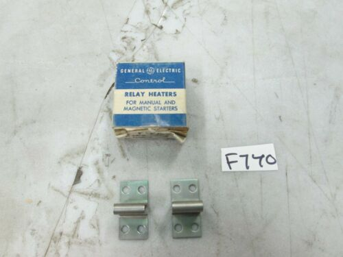 General Electric Overload Relay F48.7B Box of 2 (NIB)