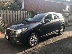 2015 Mazda CX-5 GS AWD. New brakes and tires.