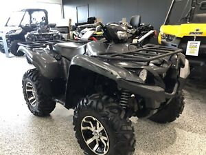 2016 Yamaha Grizzly 700 Excellent condition!! Spreyton Devonport Area Preview