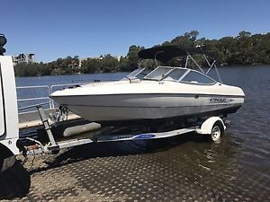 2007 STINGRAY 180RX BOW RIDER Maylands Bayswater Area Preview