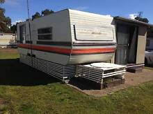 Caravan, Annex with Bathroom - fully equiped on site in Budgewoi Budgewoi Wyong Area Preview
