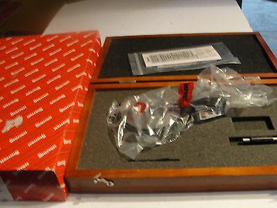 Starrett 733xflz-3 Micrometer 2-3 Range-friction Thimble Inch Graduation