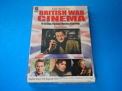 The Best of British War Cinema: 10 Action Packed Movies David Niven, Peter