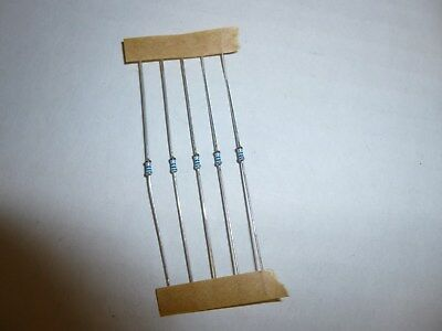 100 Ohm 18 Watt 1 Metal Film Resistor 5 Pieces Prime Parts Us Seller