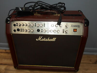 MARSHALL AS100D ACOUSTIC GUITAR AMP