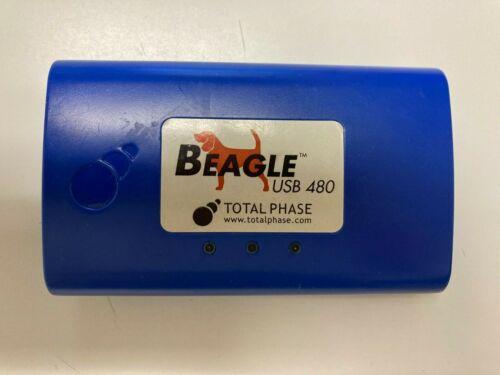 Total Phase Beagle USB 480 Protocol Analyzer TP320510