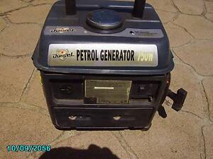 petrol generator 240volt 750 watt Batemans Bay Eurobodalla Area Preview