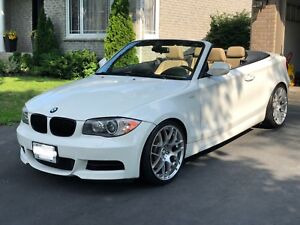 Convertible BMW 135i