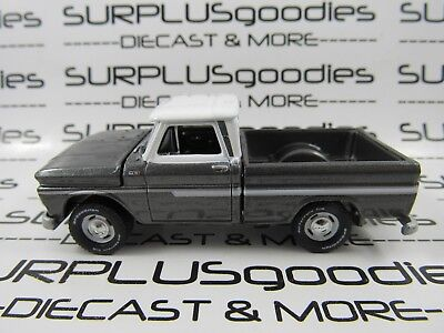 Johnny Lightning 1:64 Scale LOOSE Classic Gray 1965 CHEVROLET C10 Pickup Truck, used for sale  Pooler