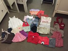 Girls clothes 18m-24m Cammeray North Sydney Area Preview