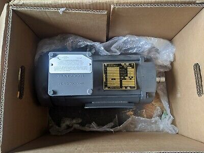 Baldor Idxm7034t 1-12 Hp 1800 Rpm 145tc Invertor Duty Explosion Proof Motor New