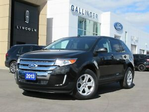 2013 Ford Edge SEL w/PANORAMIC ROOF AND NAVIGATION