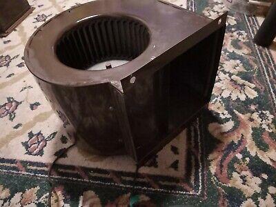 Oil Furnace Fan Blower Assembly 120 Volt Motor Tested Working