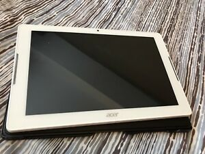 Acer iconia 10 tablet Android