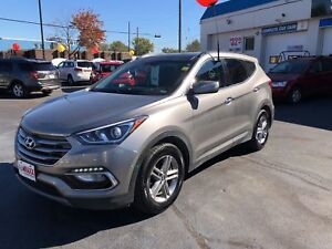 2018 Hyundai Santa Fe Sport SE- PANORAMIC SUNROOF, REAR VIEW CAM