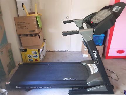 Healthstream GS ENDURANCE treadmill