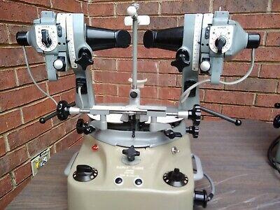 Clement Clarke Synoptophore 2053-106 Major Amblyoscope Optometry