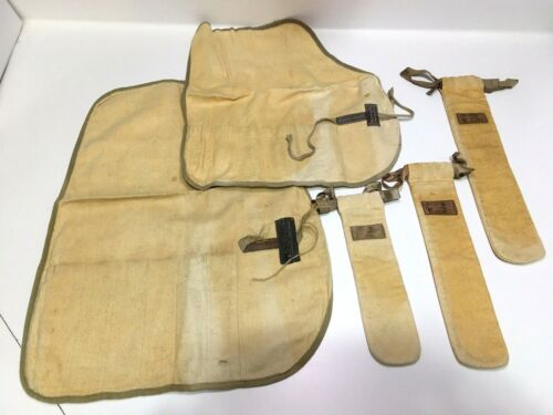 LOT OF 5 Vintage Tiffany & Co. Flatwear Anti Tarnish Cloth Bags
