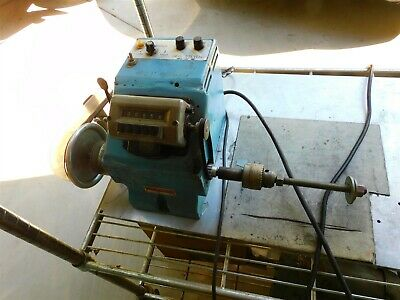 Geo Stevens 310am Magnet Coil Transformer Wire Winding Machine With Motor Belt