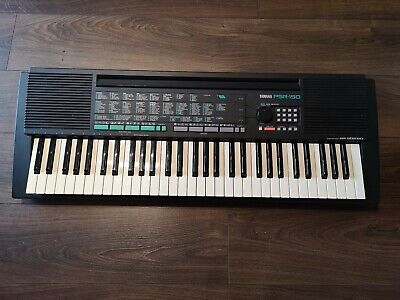 Yamaha PSR-150 Musical Keyboard. Used condition. See listing