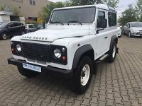 "Land Rover Defender 90 E  Station Wagon ""GARANTIE"""