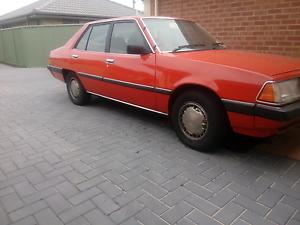 1983 gj Mitsubishi sigma Buick v6 conversion shift kit stally Paralowie Salisbury Area Preview