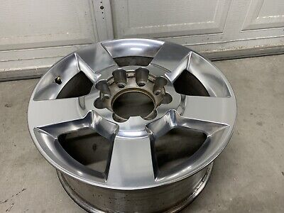 "GMC Sierra Denali 23383117 20"" 8 x 180mm Lug Factory OEM Wheel Rim 5801 Mag"