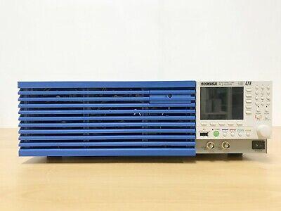 Kikusui Plz1205w Electronic Load 1-150v 0-240a 1200w