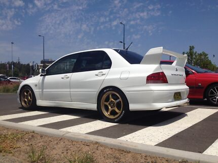 Mitsubishi Evolution Vii Kellyville Ridge Blacktown Area Preview