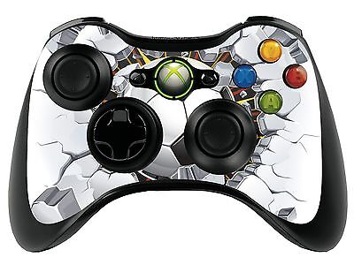 Football & Brick Xbox 360 Remote Controller/Gamepad Skin / Cover / Vinyl  xbr25