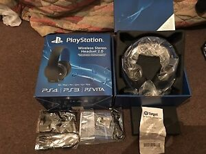 PS4 Wireless Stereo Headset 2.0 Swan Hill Swan Hill Area Preview