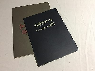 Two Early Schatt & Morgan Catalog Reproductions