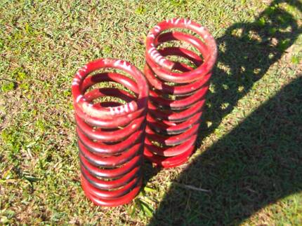 Holden fj front heavy duty springs Taree Greater Taree Area Preview